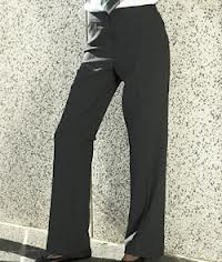 Elutec Girls Black Trousers